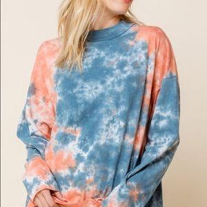 Free People Tops - Free People Tie Dye Long Sleeve